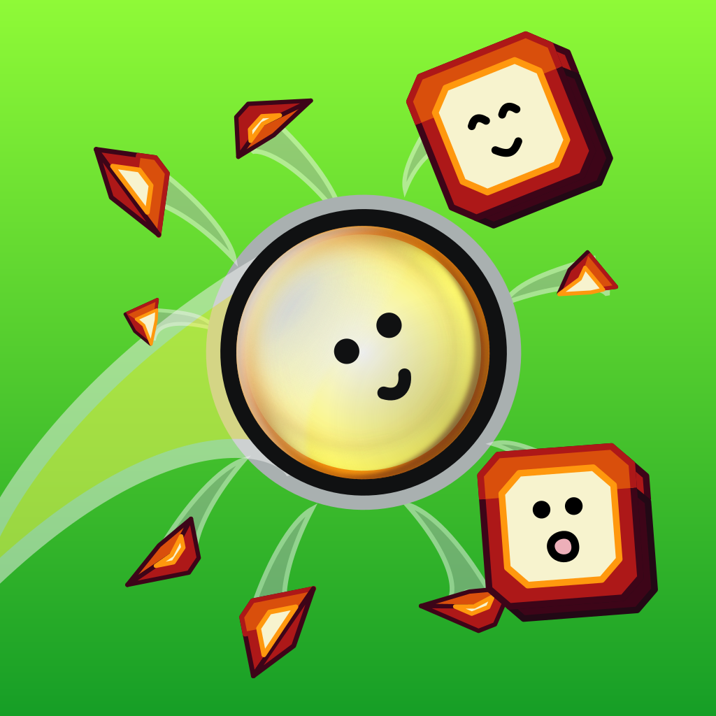 Pachoink! icon (Android, adaptive)